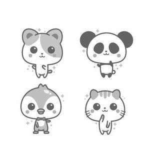 63 Dibujos Kawaii Para Descargar Y Colorear La Mejor